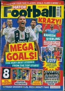 Match Football Krazy Magazine