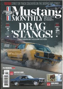 Mustang Monthly Magazine